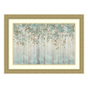 Dream Forest I Framed Wall Art