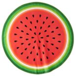 Celebrate Summer Together Round Watermelon Beach Towel