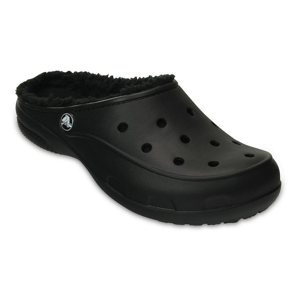 Crocs Freesail Women's Plush Lined Clogs