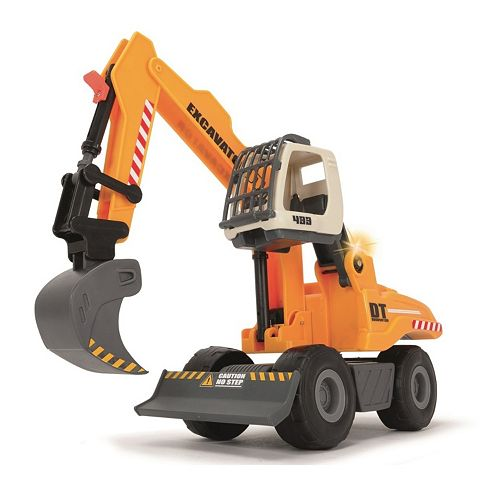 Dickie Toys Construction Digger