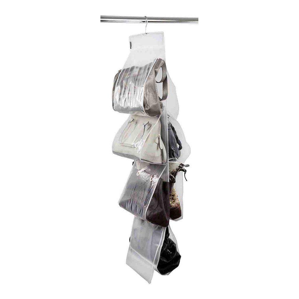 Sunbeam Plastic Hanging Handbag Organizer