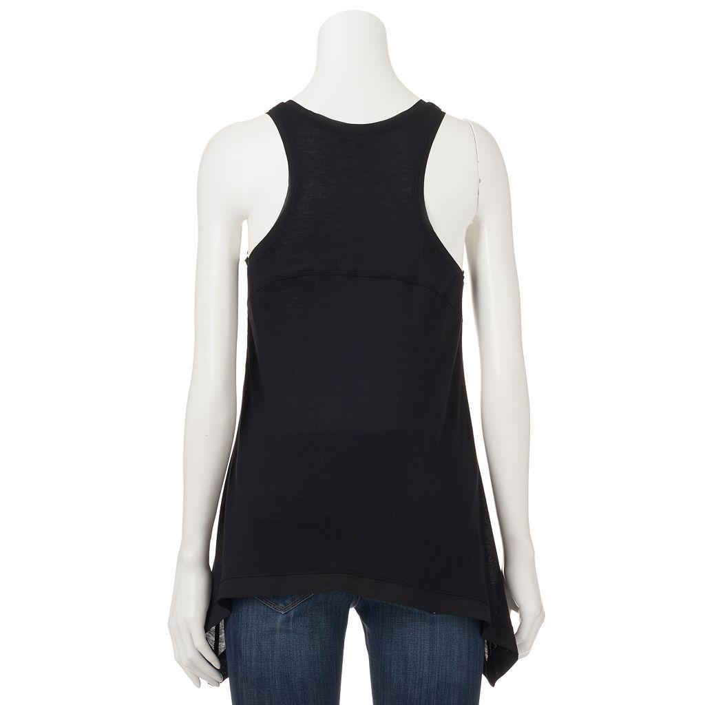 Women's Juicy Couture Handkerchief Tank