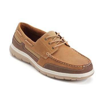 Croft & Barrow Men's Ortholite Vented Boat Shoes