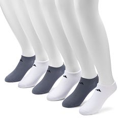 Men's adidas 6-pack climalite Superlite No-Show Socks