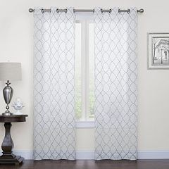 Grey Curtains Drapes Window Treatments Home Decor Kohls