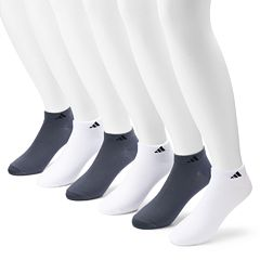 Men's adidas 6-pack climalite Superlite Low-Cut Socks