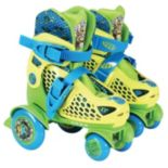 Youth Teenage Mutant Ninja Turtles Big Wheel Quad Roller Skates by Playwheels