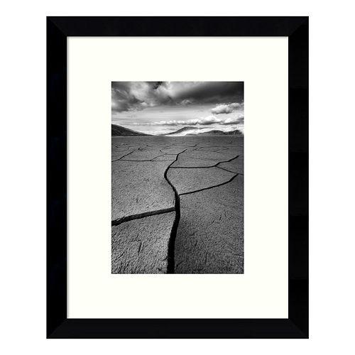 Iceland 116: Desert Framed Wall Art