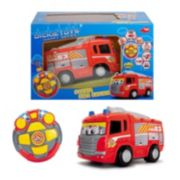 Dickie Toys Remote Control Happy Fire Truck