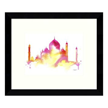 India Dreams Framed Wall Art