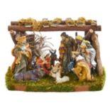 Kurt Adler 4.5-in. Christmas Nativity Scene