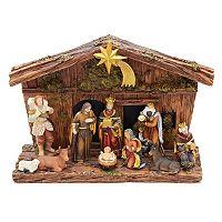 Kurt Adler 11-piece Christmas Nativity Set