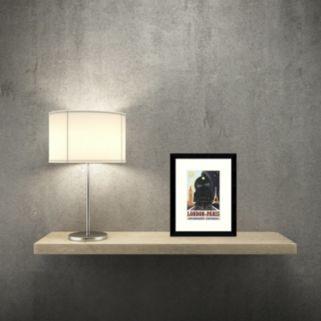 """""""London-Paris Overnight Express"""" Framed Wall Art"""
