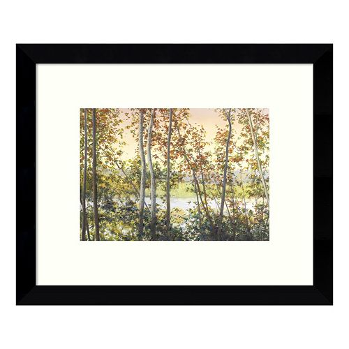 Autumn Shady Framed Wall Art