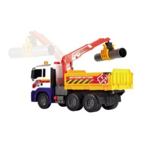 Dickie Toys Air Pump Action Utility Truck