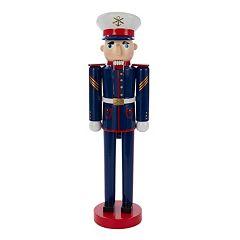 Kurt Adler 15-in. Military Christmas Nutcracker