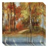 Indian Summer II Framed Wall Art