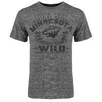 Men's Old Time Hockey Minnesota Wild Granite Tee