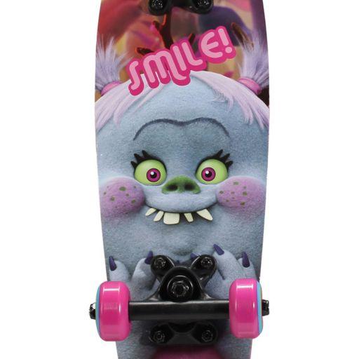 DreamWorks Trolls 21-Inch Cruiser Skateboard by Playwheels