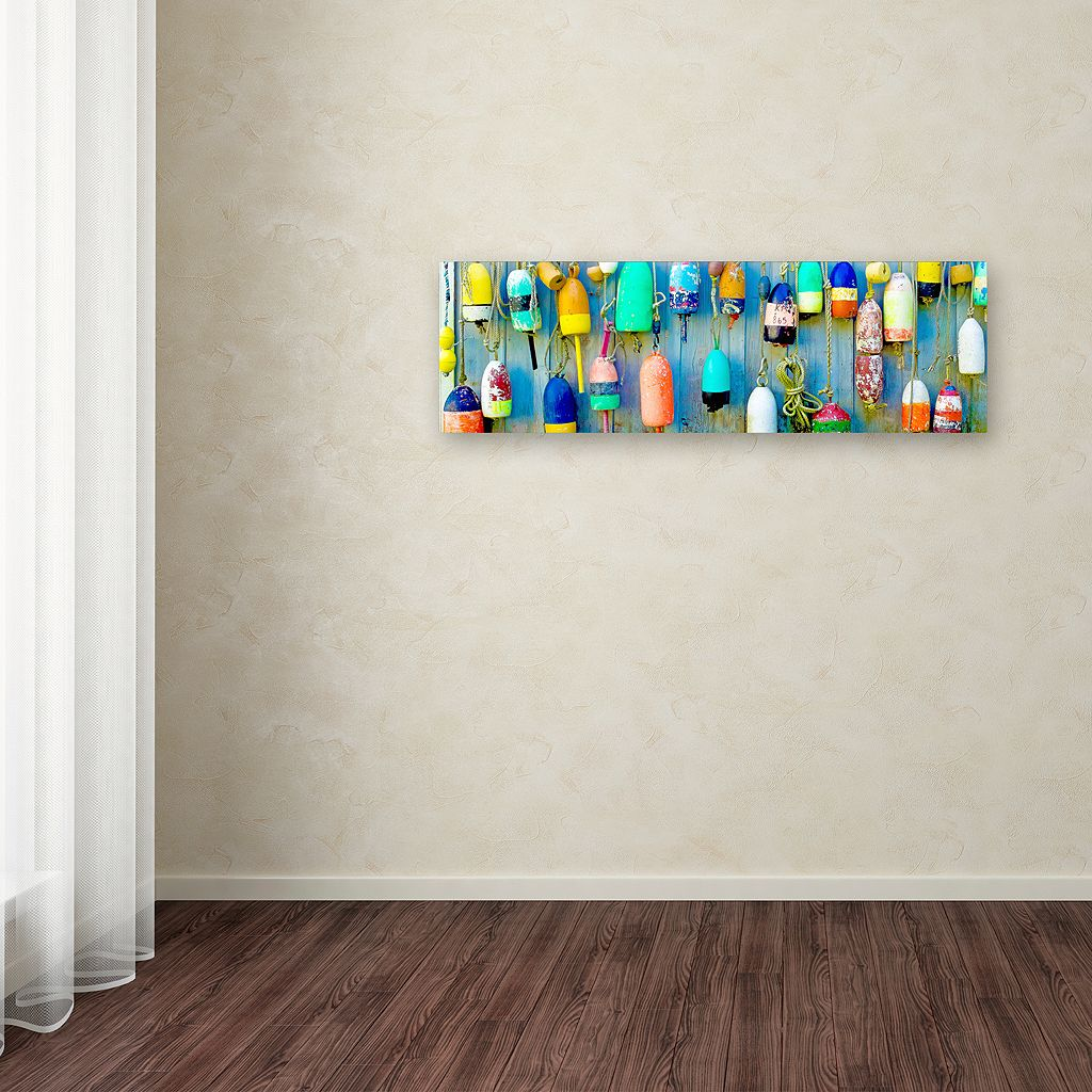 Trademark Fine Art Floaters Canvas Wall Art