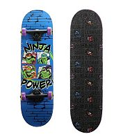 Teenage Mutant Ninja Turtles 28-Inch Ninja Power Graphic Skateboard by PlayWheels