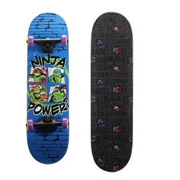 Teenage Mutant Ninja Turtles 28-Inch Ninja Power Graphic Skateboard by Playwheels