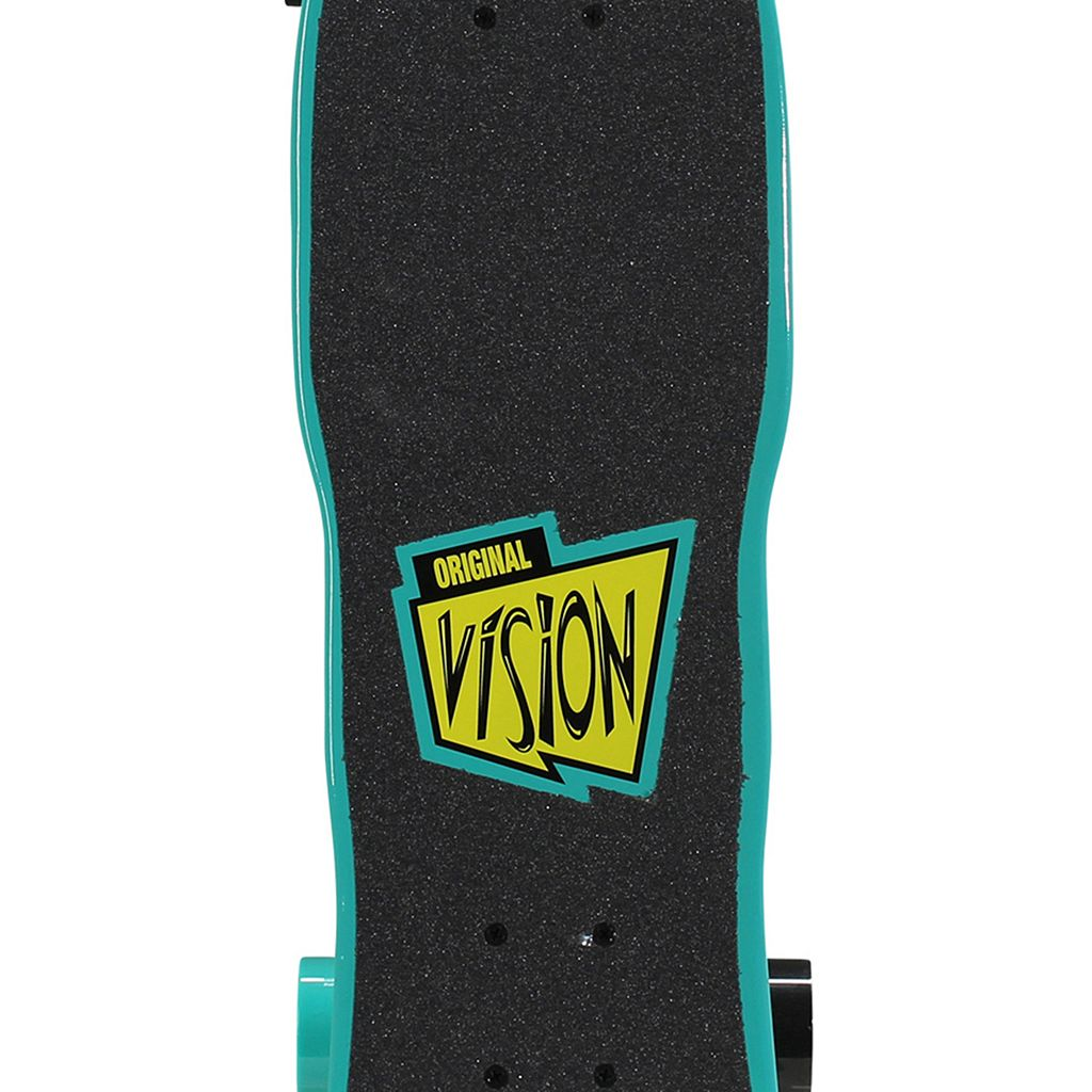 Vision 26-Inch Mini Cruiser Skateboard