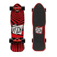 Vision 26-Inch Mini Cruiser Skateboard