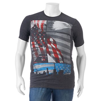 Big & Tall Apt. 9® We The People Flag Tee