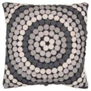 Decor 140 Throw Pillow Cover - 18'' x 18''
