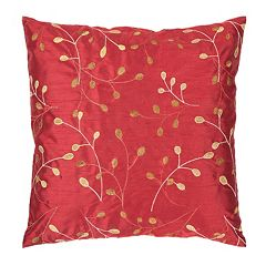 Decor 140 Throw Pillow Cover - 18'' x 18''