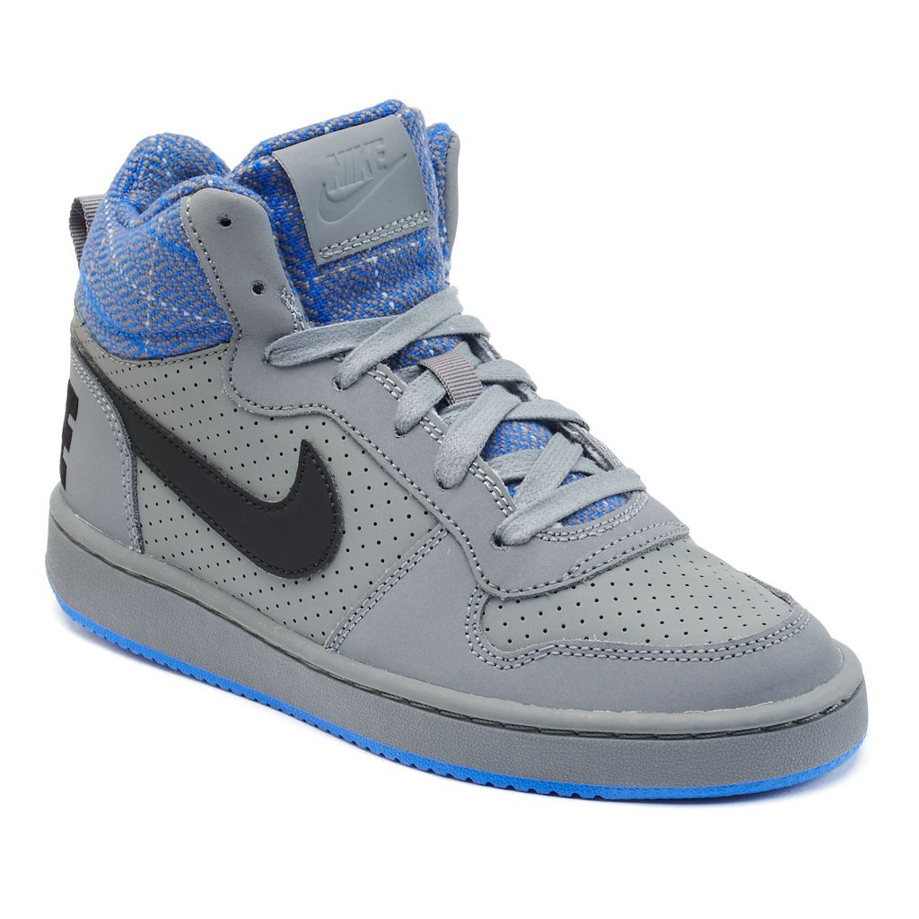 Nike Court Borough Mid Boys' Shoes