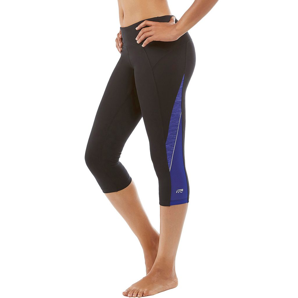 Women's Marika Asteroid Workout Capri Leggings