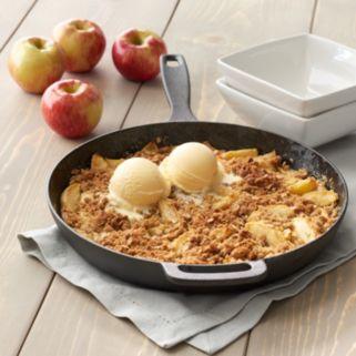 Food Network™ Pre-Seasoned Cast-Iron Skillet