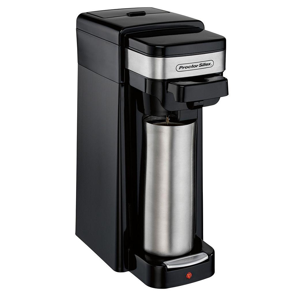Proctor Silex Single-Serve Coffee Maker