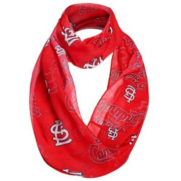 Women's Forever Collectibles St. Louis Cardinals Logo Infinity Scarf