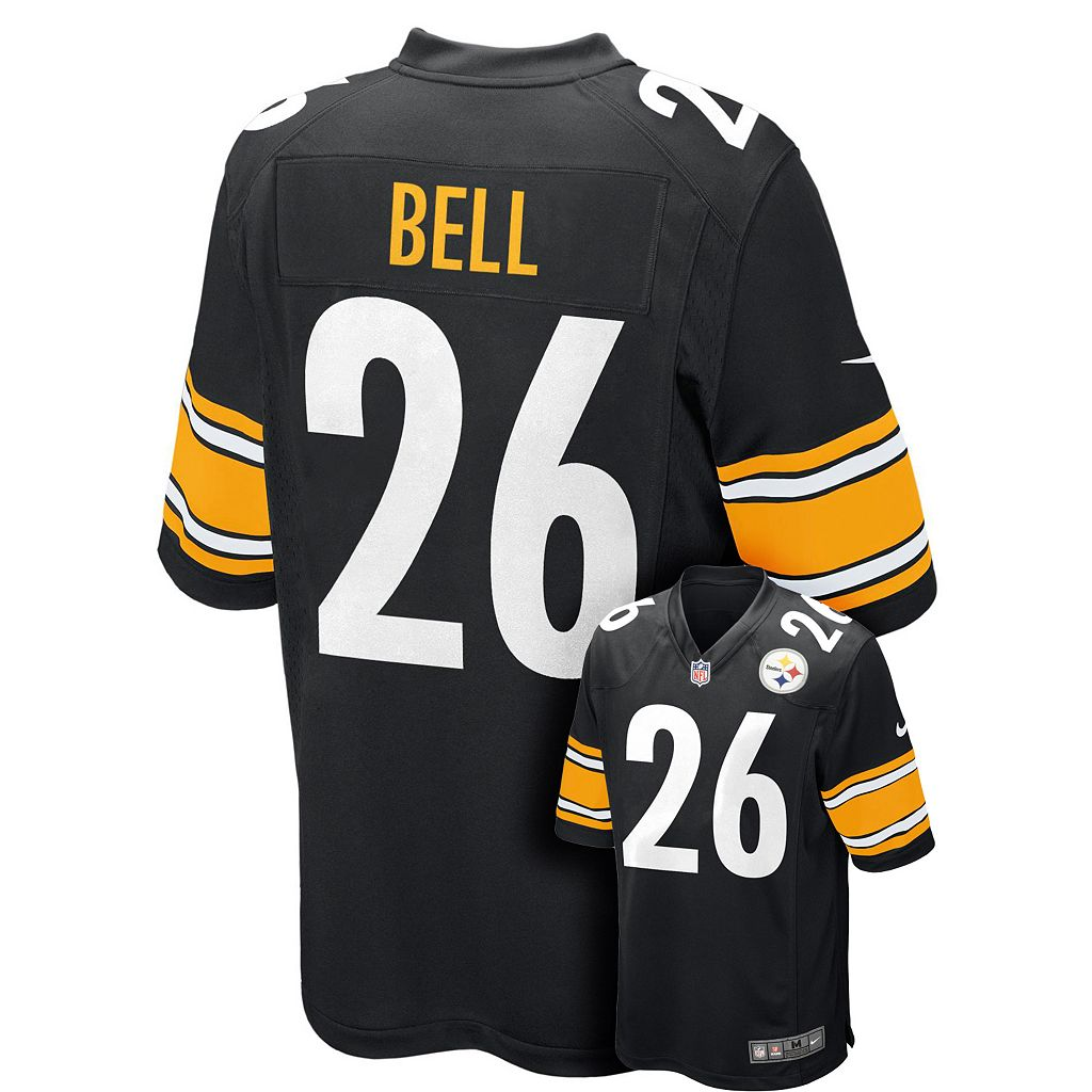 Boys 8-20 Nike Pittsburgh Steelers Le'Veon Bell Game NFL Replica Jersey