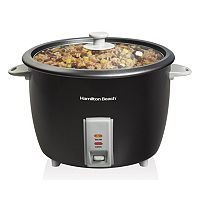 Hamilton Beach 30-Cup Rice Cooker