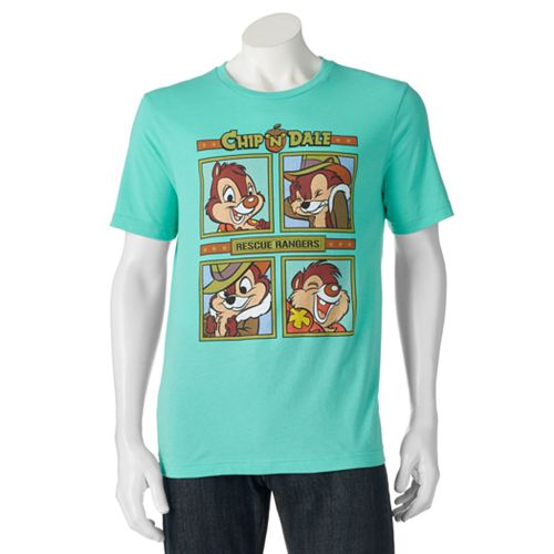 Men's Disney Chip & Dale Rescue Rangers Tee