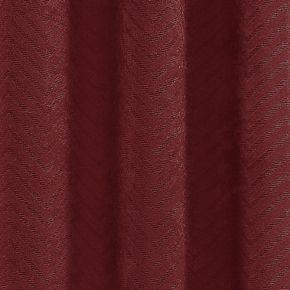 Regent Court 2-pack Chevron Blackout Window Curtains