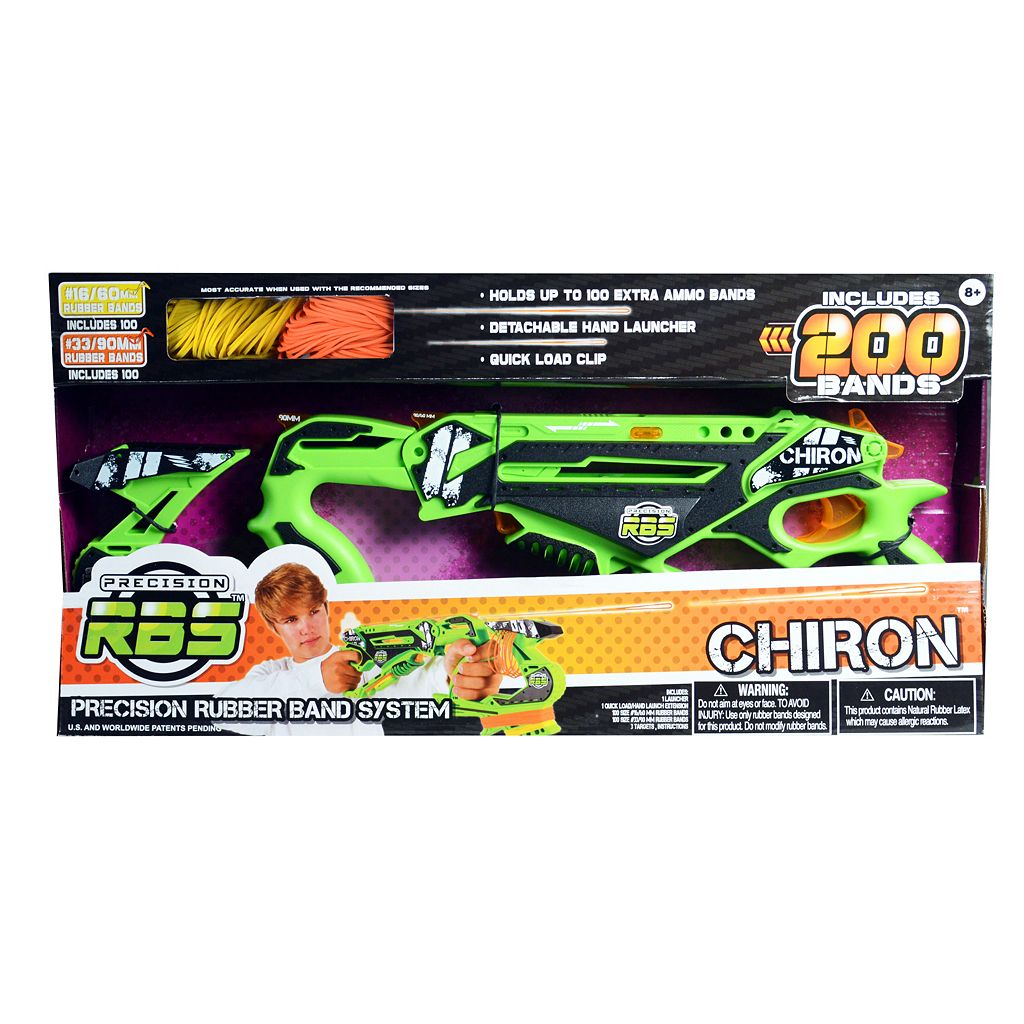 Chiron Rubber Band Shooter