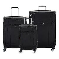 Delsey Helium Cruise Spinner Luggage