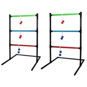 Triumph Sports LED Light-UP Ladder Toss Set