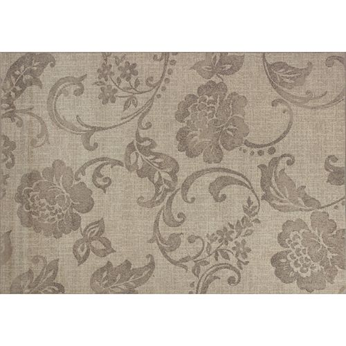 KAS Rugs Reflections Silhouette Floral Rug
