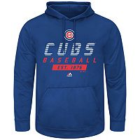 Men's Majestic Chicago Cubs Know Tomorrow Hoodie