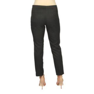 Women's Harve Benard Side Zip Ankle Pants