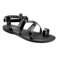 SONOMA Goods for Life™ Women's Crisscross Strap Sandals