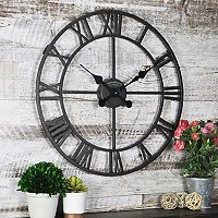 FirsTime Classic Roman Wall Clock