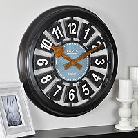 FirsTime Paris Wall Clock