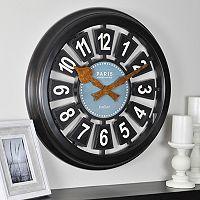 FirsTime Paris Wall Clock